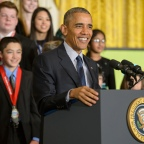 Indian-American Kids Shine at 2016 White House Science Fair