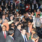 Grand Welcome for Prime Minister Modi in New York