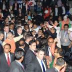 Grand Welcome for Prime Minister Modi in New York