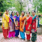 Baisakhi Festival Celebrated at Indian Embassy Residence in Washington