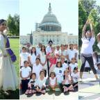 Second International Day of Yoga Celebrated on US Capitol Grounds