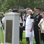 Prime Minister Modi Begins Washington Visit by Honoring the Fallen at Arlington National Cemetery