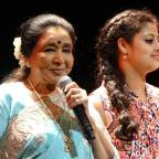 At 82, Asha Bhosle Performs in 'Farewell' Concert at Wolf Trap