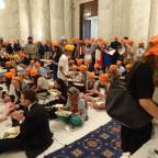US Lawmakers Partake in Sikh Tradition of Langar on Capitol Hill