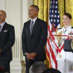President Obama Awards National Humanities Medal to Indian-American Professor Abraham Verghese