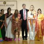 Donald Trump's Daughter-in-law Lara Yunaska Visits Hindu Temple in Virginia