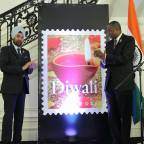 Diwali Stamp Unveiled at Indian Embassy Celebration in Washington