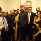 Indian-American Community Hosts Glittering Reception for Delhi's Top Diplomats in Washington