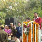 Chief Minister Arvind Kejriwal Vows to Make Delhi a Tourism Hub