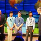 Indian-American Teen Pranay Varada Wins 2017 National Geographic Bee