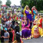 Seventh Annual Punjabi Mela Draws Thousands to Bull Run Regional Park in Virginia