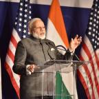 Prime Minister Modi Addresses Indian-American Community at Ritzy Reception in Washington