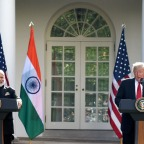 Prime Minister Modi, President Trump Talk Terror, Trade in Maiden Meeting