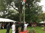 Patriotic Fervor Infuses Independence Day Celebration at Indian Embassy Residence in Washington