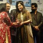 Zeenat Aman Lends Star Power to Sixth Annual DC South Asian Film Festival