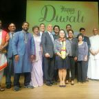 Top DC Officials Celebrate Diwali at Smithsonian's Freer Gallery of Art