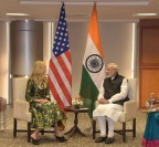"Ivanka Trump extols Prime Minister Modi, says ""People of India inspire us all"""