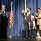 Ravi Bhalla sworn in as first Sikh Mayor in New Jersey