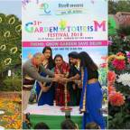 Garden Tourism Festival focuses on green Delhi to reduce toxic air pollution