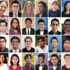 Over one-third of 2018 Regeneron Science Talent Search finalists are Indian-American students