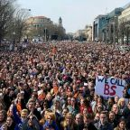 Massive crowds descend on DC to demand gun control