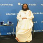 Teach kids the importance of non-violence, says Sri Sri Ravi Shankar