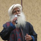 Sadhguru imparts lesson on higher truths in Washington