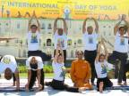 Fourth annual International Yoga Day draws manifold enthusiasts to US Capitol grounds