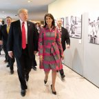 Nikki Haley resigns as US Ambassador to UN, will leave at year's end