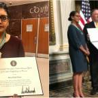 Indian-American Minal Patel Davis conferred with Presidential Award for combating human trafficking