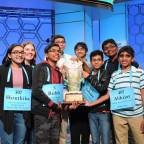 Seven Indian-Americans among eight co-champions of National Spelling Bee