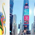 Images of Lord Ram and Ayodhya temple to beam in New York's Times Square on August 5