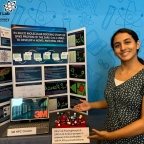 Anika Chebrolu crowned America's Top Young Scientist for discovering potential Covid-19 cure