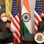 Prime Minister Modi calls Kamala Harris an inspiration, invites her to visit India